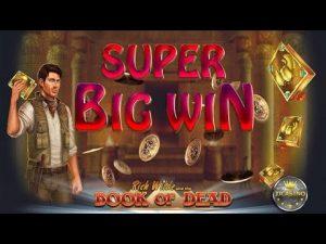 SUPER stor WIN BEI volumen af DEAD (PLAY'N GO) - 4 € EINSATZ!