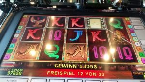 Spielbank casino bonus 10€ Einsatz volume of Ra large WIN OMG 2020