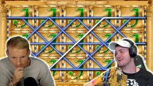 TOP 3 FITIMET MIG T MDHA T Javës kalendarike | Streamers Twitch Fitime të mëdha # 41 | Bidule, bonus kazino Babi