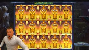 TOP 7 BIGGEST WINS OF THE calendar week ★ 5324X total covert TOP SYMBOL ON MYSTERY MUSEUM SLOT