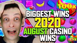 TOP SLOT WINS OF AUGUST | BIGGEST casino bonus WINS 2020 – sweetness BONANZA, MONEY develop, Canis familiaris HOUSE