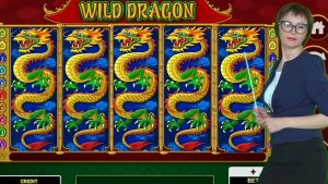 WILD DRAGON casino bonus SLOT NICE WIN /درس كازينو 😀 Lesson inward the casino bonus / FORZZA casino bonus TUNISIE