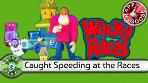 😄 Wacky Races slot machine, large Win Bonus of sorts