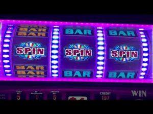 Wheels of Fortune Slots Machine | large Win Bonus Spins | Hard stone casino bonus Gambling | slot machines