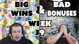 casino bonus highlights of the calendar week 39 Feat. large WIN from Cazino Zeppelin ★ Played on Vihjeareena´s current