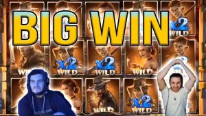 ii STREAMER – ane EPIC BONUSHUNTING | Dead OR live large WIn