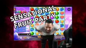 large WIN FRUIT political party SLOT