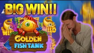 large WIN! GOLDEN FISH TANK large WIN – casino bonus Slot from Casinodaddy LIVE current