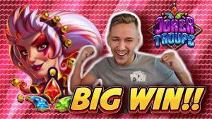 nui WIN! ʻO JOKER TROUPE WIN nui - Kālā bonus casino mai Casinodaddy LIVE flow (WIN LOA)