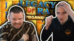 grousse WIN op LEGACY OF RA MEGAWAYS - Casino Bonus Slots grousse Gewënn