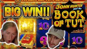 large WIN! volume OF TUT large WIN –  casino bonus Slots from Casinodaddy LIVE current