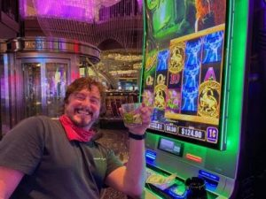large Win! 45 liberate Games At Aria casino bonus Las Vegas