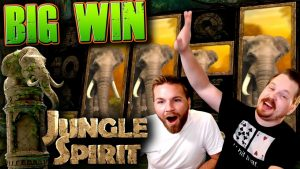 large Win inward Jungle Spirit: telephone call upward of the Wild