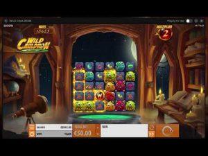 large Win inward Wild Cauldron Slot at BitStarz casino bonus