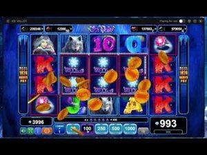 large Win inwards H2O ice Valley Slot at BitStarz casino bonus