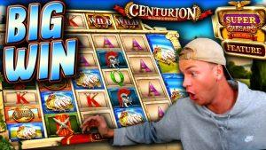 large Win on Centurion Megaways