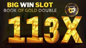 large Win x113 volume of atomic number 79 Double Chance Playson casino bonus Online Slot