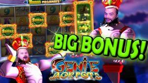 large win inwards Genie Jackpots Megaways 😎