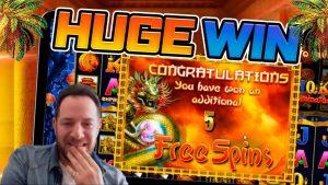 majestic DRAGON large WIN! Online Slots