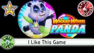 Novel️ puke moʻolelo 😄 Wicked Wheel Panda slot mīkini, Bonus, lanakila nui