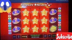 Kraft & STERNE / große GEWINNE / Casino Bonus'SLOTS