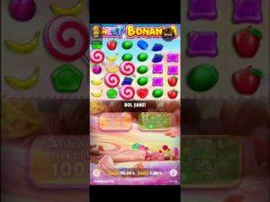 zuccherino BONANZA Bigwin Kombo Kazanc Denemesi #fruitparty #sweetbonanza #slot #bigwin