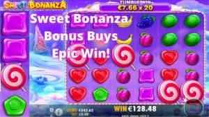 zaƙi Bonanza Bonus Sayi! Mega Win! 900x! babban Win!