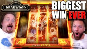tape large win DeadWood X6471. No bound metropolis. casino bonus. Slot.