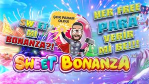 ÇOK PARA KAZANMAK – sugariness BONANZA large WIN – casino bonus CIO 2