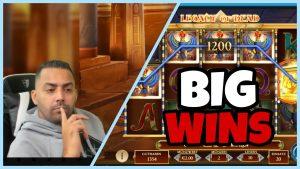 """""""DER IST GUT AUF HEUTE!"""" 💰- LEGACY large WIN & JAMMIN 100€ SPIELE 🤑 – Al Gear casino bonus current Highlights"""