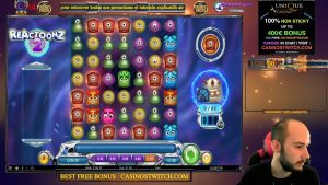 casino bonus Streamer Slots Online , On Live current , large win as well as Fun Machine à sous casino bonus en Ligne 02/10
