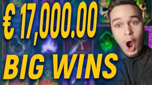 17000 EURO inwards LETZTER SEKUNDE GEWONNEN!! ULTRA WINS-TOME OF MADNESS🔥 Online casino bonus Highlight