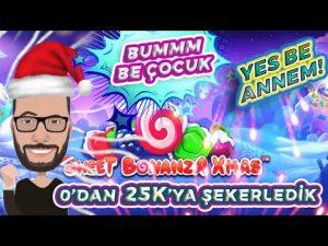 25K sweetness BONANZA XMAS large WIN – casino bonus CIO