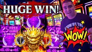 5 Dragons Rapid Slot Machine RISAL VINNUR - Bestu lausu leikirnir sem hægt er að vinna | Konami Slot stór WIN