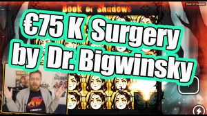 75K Surgery past times Dr.Bigwinsky volume of Shadows! tape WIN!!