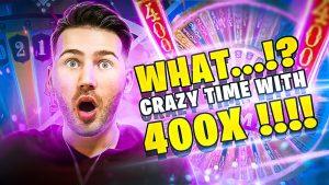 🔵*/ AM CASTIGAT 400x CRAZY TIME / MY tape X CU SORIN / HUGE WIN / casino bonus ROMANIA / similar ⇘