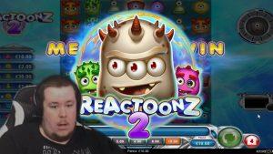 BIGWIN novel Reactoonz 2 Slot ★ Played on Vihjeareena´s flow