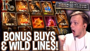 BONUS BUYS on Dead or live 2 with SUPER large WINS!?