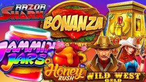 BONUS HUNT👍 OPENING FROM €200 TO OVER €2000🔥 large WINS BONANZA, JAMMIN'JARS RAZOR SHARK….‼️😳