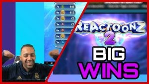 BRANDNEUE SLOT REACTOONZ 2! 🔥👾 – large WINS 💰🤑 – Al Gear casino bonus current Highlights
