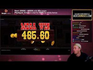 Community Mega large Wins Compilation 2020 novel Slots