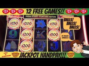 DRAGON LINK JACKPOT HANDPAY! grande WIN! | VJ SLOTS