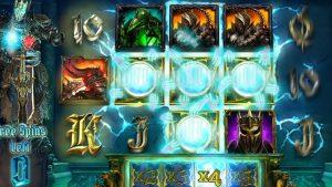 👑 Dark Rex Forbidden Riches large Win 💰 A Slot past times Netent.