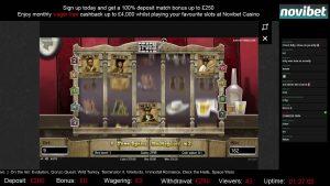 Dead or live large Win | Netent | Novibet casino bonus