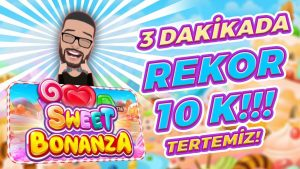 EN KISA KAZANÇ 🤑 sweetness BONANZA large WIN | SLOT OYUNLARI | casino bonus CIO