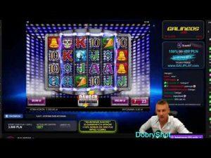 GALINEOS – Duże wygrane large WIN casino bonus – JACKPOT – SLOTS – 777 – loose GAMES