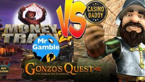 Gonzo's Quest Megaways # CasinoDaddy VS Money educate 2 # MrGambleSlots ULTRA large WIN