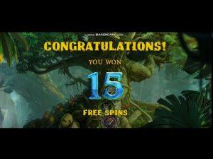 Gorilla Kingdom Slot Bonus large Win Netent Slot Machine unloosen Spins Huge Win
