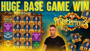 HIGH STAKE base of operations GAME HITTING large ON MYSTERIOUS 🎰 HUGE WIN ON PRAGMATIC PLAY ONLINE SLOT MACHINE