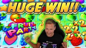 HUGE WIN! FRUIT political party large WIN – BONUS purchase ON casino bonus Slot from CasinoDaddy